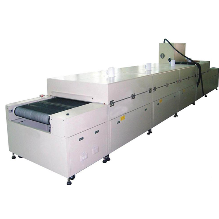 IR drying tunnel LY-9000