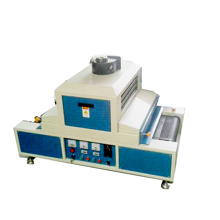 200mm Mini tabletop UV curing machine