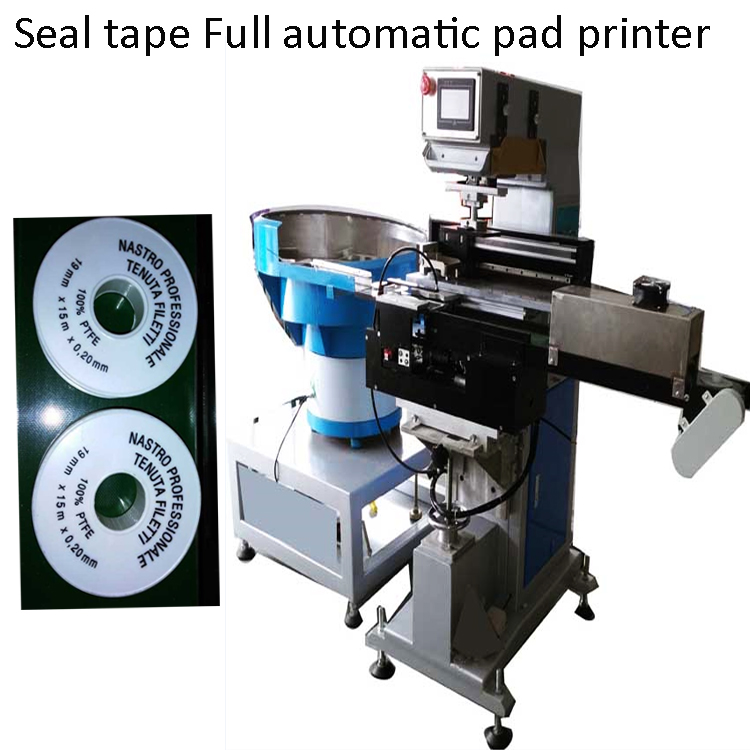 Seal tape Full automatic pad printer