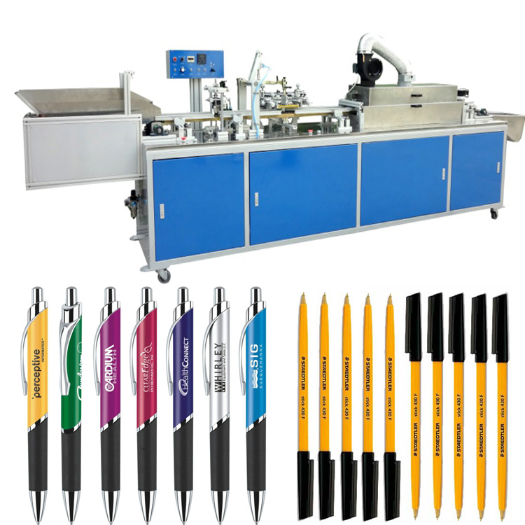 pen high speed full auotmatic screen printer