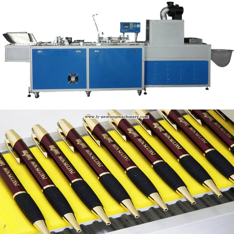 UV pen chopstick full auotmatic screen printer
