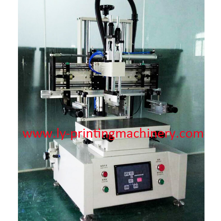 New Desktop Screen Printing Machine with Vacuum system