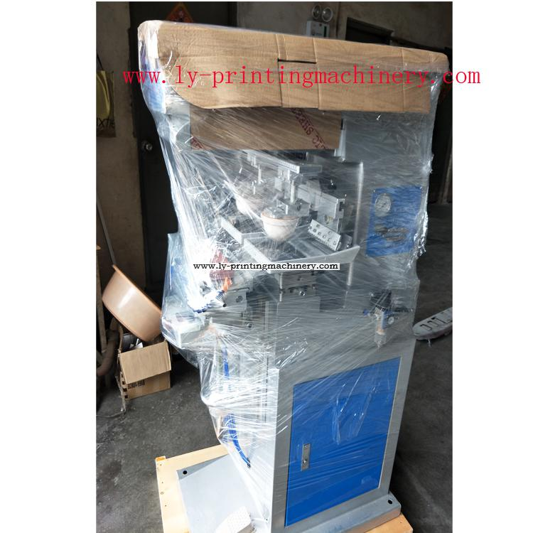 Extra big size 2 color pad printer
