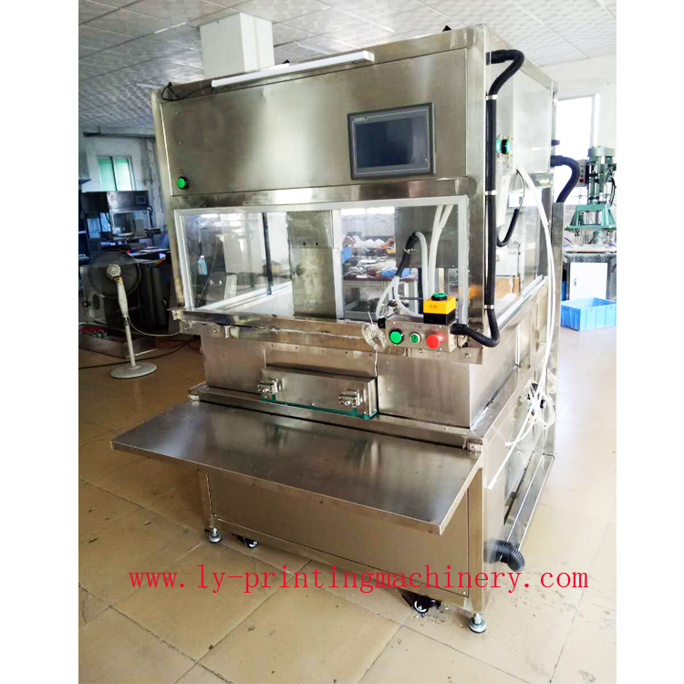 Big size Automatic spray painting machine