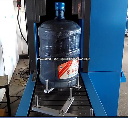 Bucket Bottle Cup UV curing machine LY-RP4000